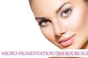 Micro pigmentation des sourcils Laura Capri